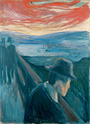 Edvard Munch [peintre/graveur] Desesp10