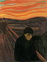 Edvard Munch [peintre/graveur] Despai10