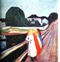 Edvard Munch [peintre/graveur] Jeunes10