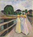 Edvard Munch [peintre/graveur] Jeunes12