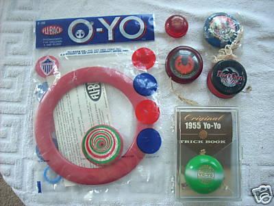 [CONCLUSA PERSA] ebay  140265779004 - 6 Classic Yo Yos (Roy Rogers & Trigger, Wood Blackbird) scad. Sep-14-08 15:41:00 PDT 2304_110