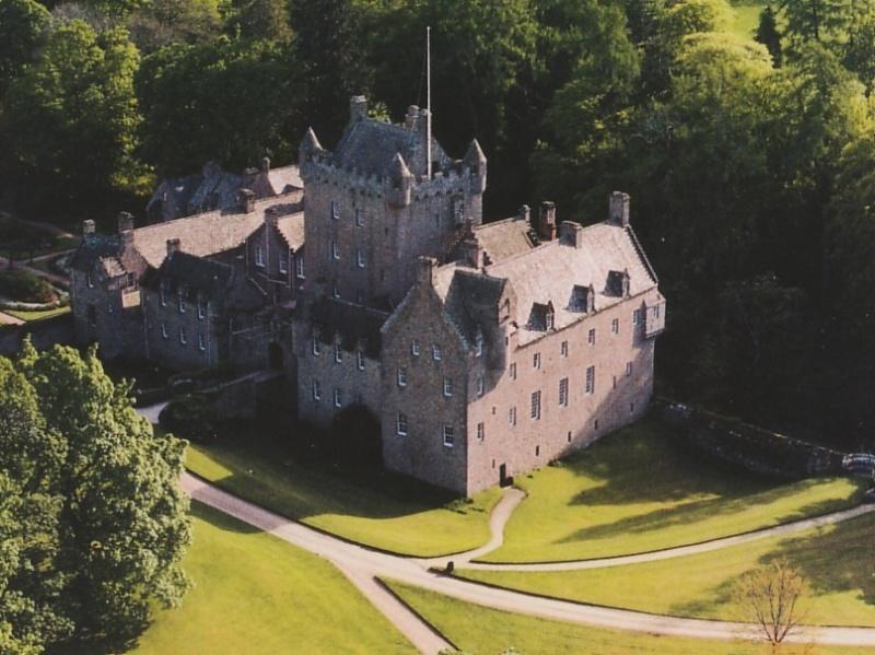 Les mysterieux chateaux d'ecosse Cawdor10