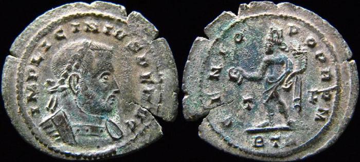 TREVES - LICINIUS Ier - Genio Pop Rom 610