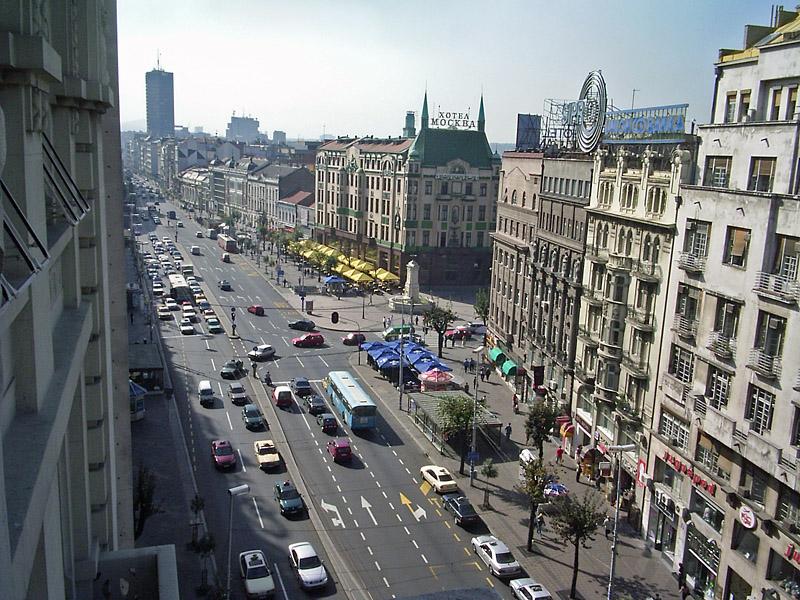 Srpski turizam - Beograd Terazi14