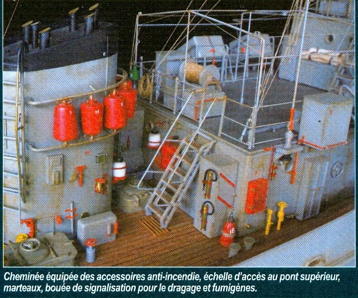 Présentation d'un MSC italien dans la revue MRB Msc110