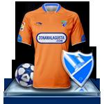 Camiseta Málaga CF para avatar 317