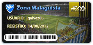 CL: Malaga Club de Futbol Vs FC Zenit San Petersburgo - Mar. 18 - 20:45h. Jgalve10