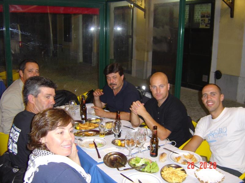 IX Passeio/Encontro/1º Aniversário do Fórum Transalp 2008 Dsc05618
