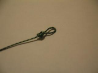 noeud avec fluorocarbone 00311