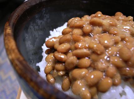 Cuisine japonaise Natto210