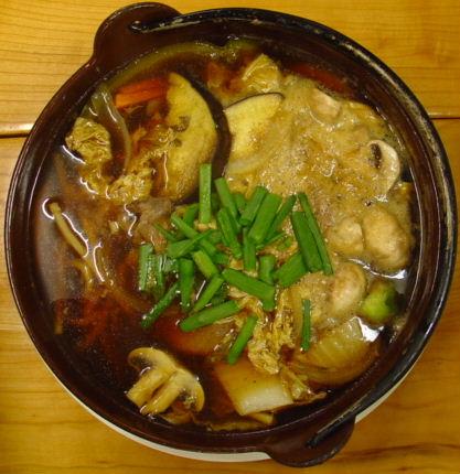 Cuisine japonaise Sukiya10