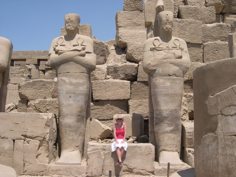 Esmée & Minaki in Egypt Dscn3014