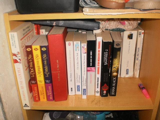 Photos - Et si on se montrait nos bibliothèques ? P9190011
