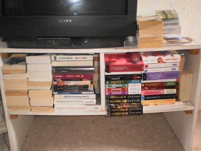 Photos - Et si on se montrait nos bibliothèques ? P9190012