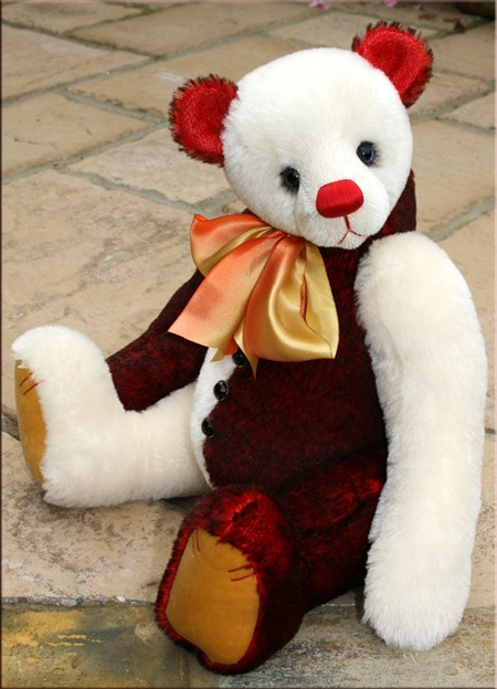My 'just one more' bear! Fratel10