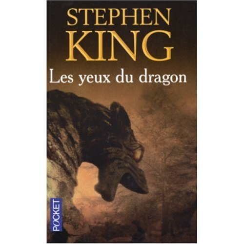 LES YEUX DU DRAGON de Stephen King 4157wy10