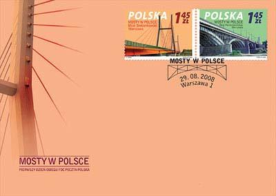Brücken auf Briefmarken Brucke10