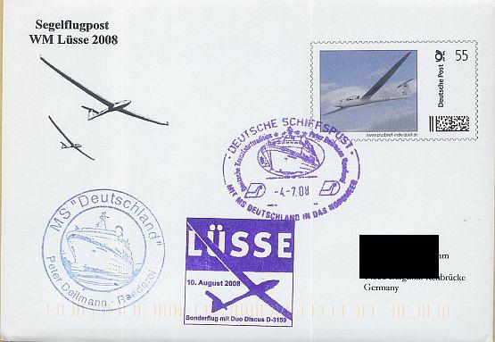 Erstflüge, Sonderflüge und neue Ballonpost - Seite 3 Ebay110