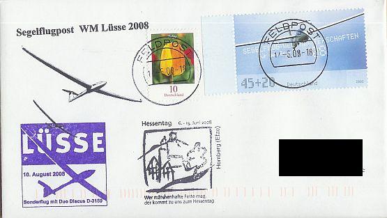 Fotos und Post ( Bojenpost) aus Rostock Ebay211