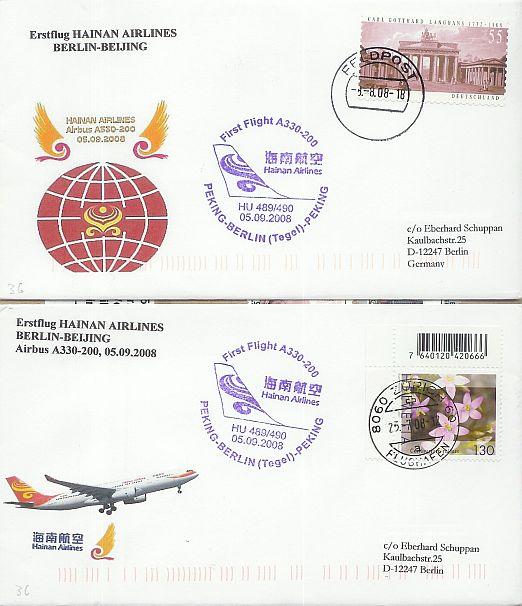 Erstflüge, Sonderflüge und neue Ballonpost - Seite 3 Forum110