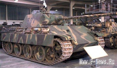 Пантера вермахта и танковогй гвардии: сравнение. - Страница 2 12155410