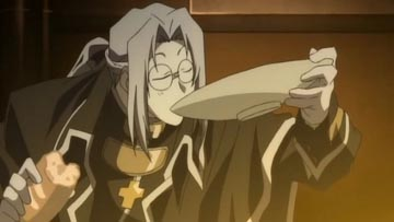 Esuko's and Mitsuki's revenge Father13