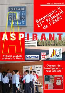 REVISTA DE ASPIRANTS Aspira10