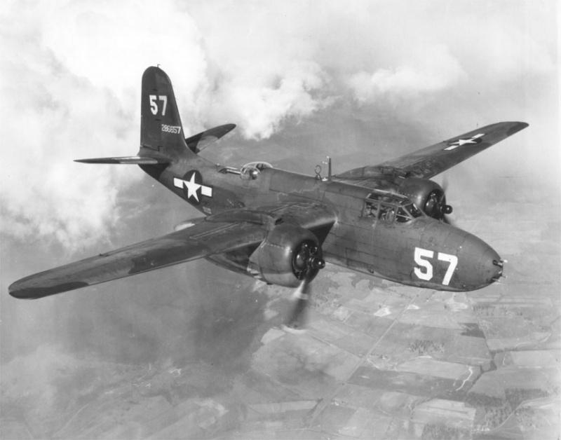 Douglas A-20 Havoc 00910410