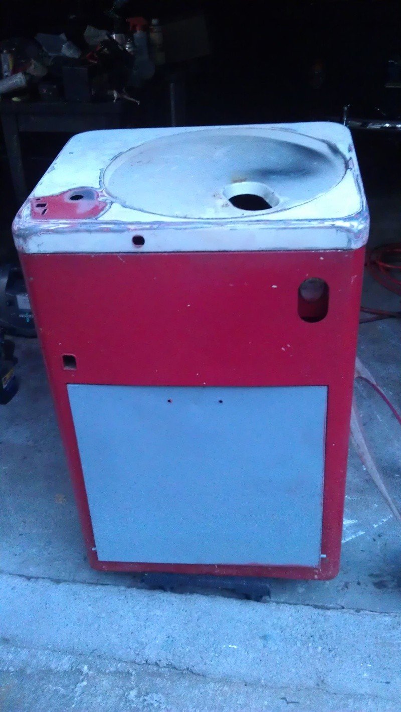 50s vendo coke machine resto  Imag0110