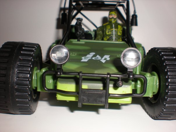 Jurassic Park recycle du GI Joe 1010
