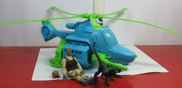 Jurassic Park recycle du GI Joe 30576_10
