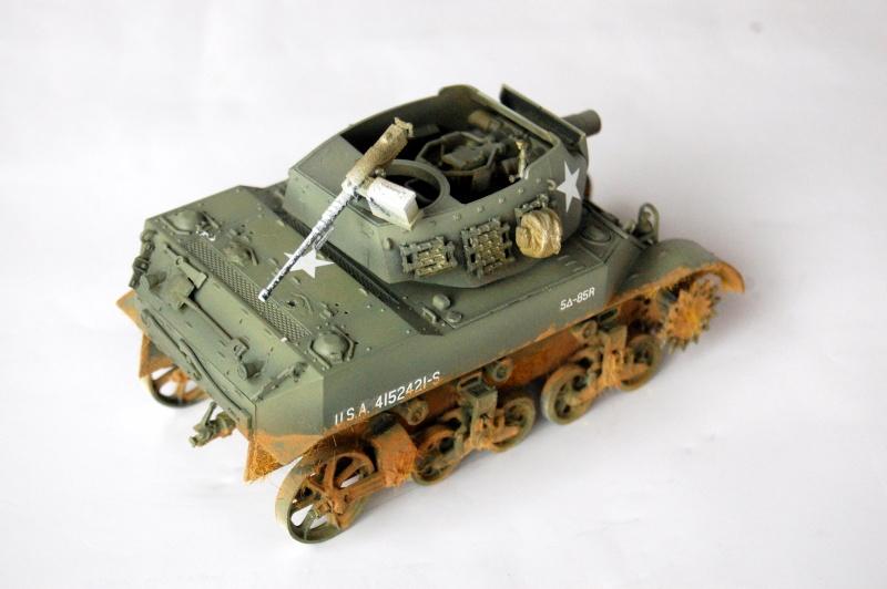 peinture - M-8 Gun motor carriage - Char terminé Dsc_0437
