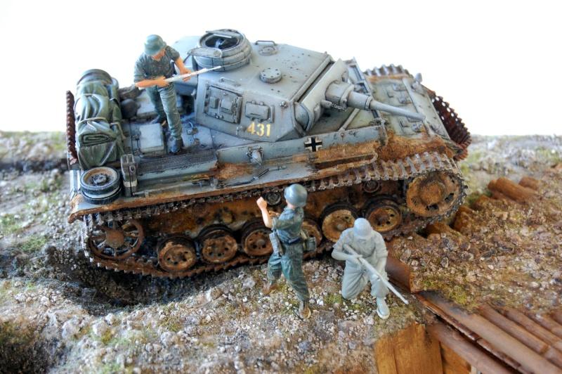 peinture - panzer III ausf H : 1941-42 : les figurines - peinture - Page 3 Dsc_0450