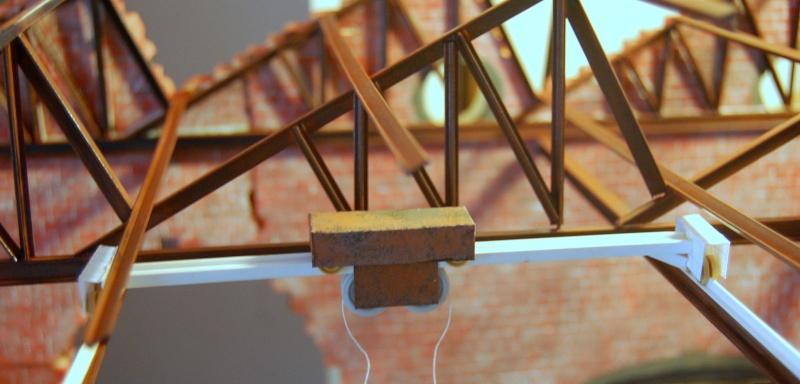 peinture - Diorama - Sortie d'usine ! - l'aventure continue - vues d'ensemble et l'arrière - Page 12 Dsc_3423