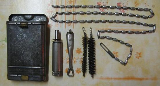Boites de nettoyage R.G. 34 pour Mauser 98k Rg193712