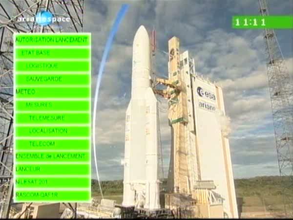 Ariane 5 ECA V196 / RASCOM-QAF 1R + Nilesat 201 (4 août 2010) - Page 3 Vlcsna11