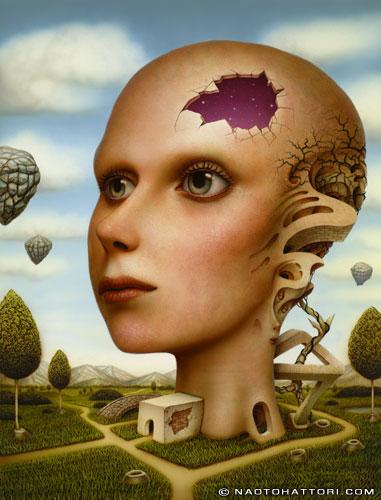 Поговорим о  сюрреализме.... Mind_u10