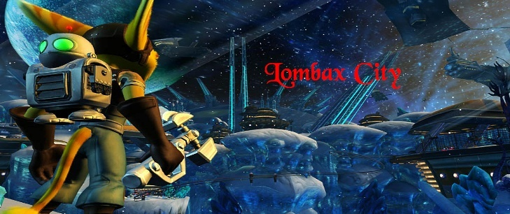 Lombax City
