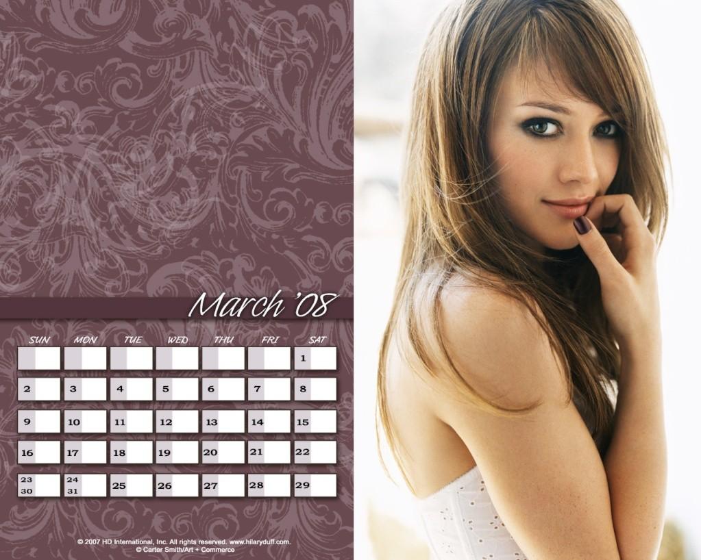 Календари на Хил Mart10