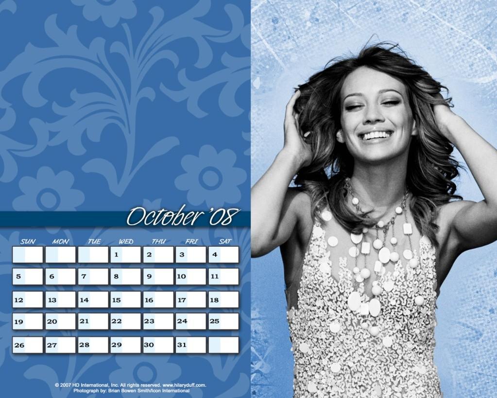 Календари на Хил Octomv10