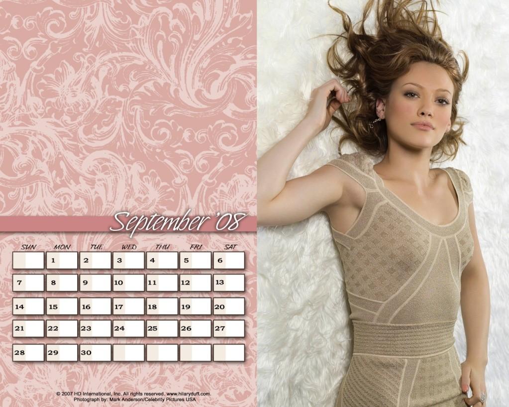 Календари на Хил Septem10