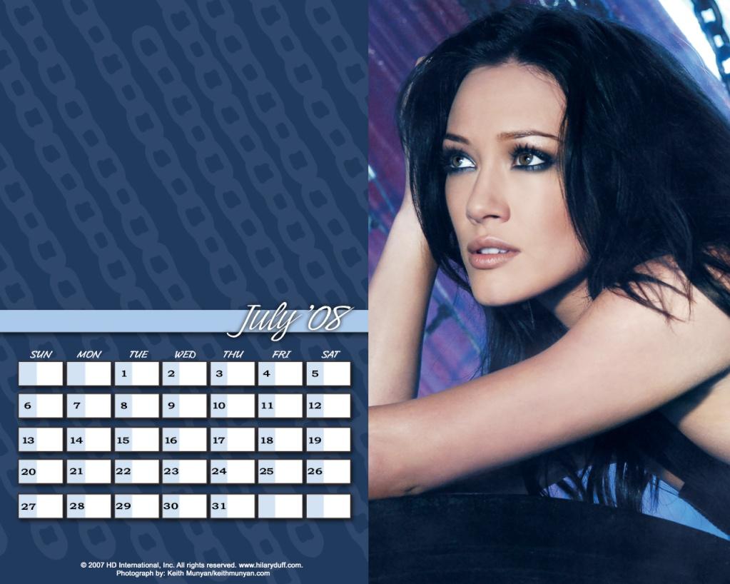 Календари на Хил Uli10
