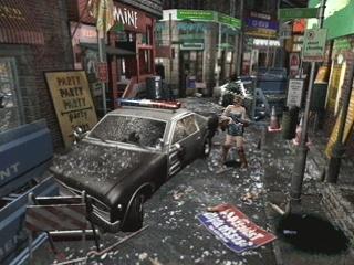 Las calle de Raccoon City