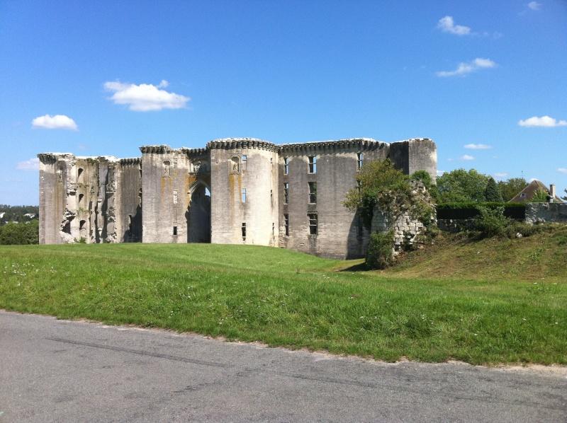 Visite de château,et mini rasso Img_0311