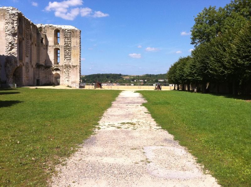 Visite de château,et mini rasso Img_0313