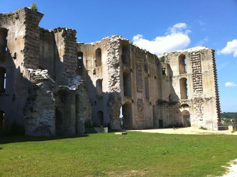 Visite de château,et mini rasso Img_0314