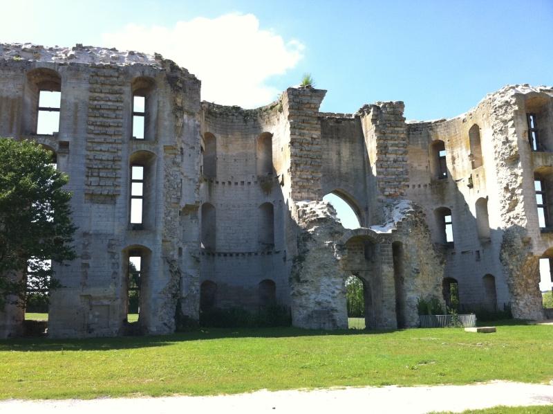 Visite de château,et mini rasso Img_0316
