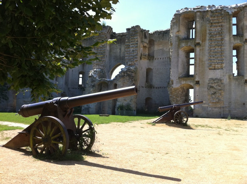 Visite de château,et mini rasso Img_0324