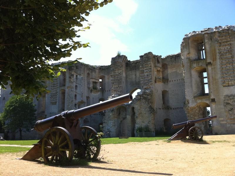 Visite de château,et mini rasso Img_0325