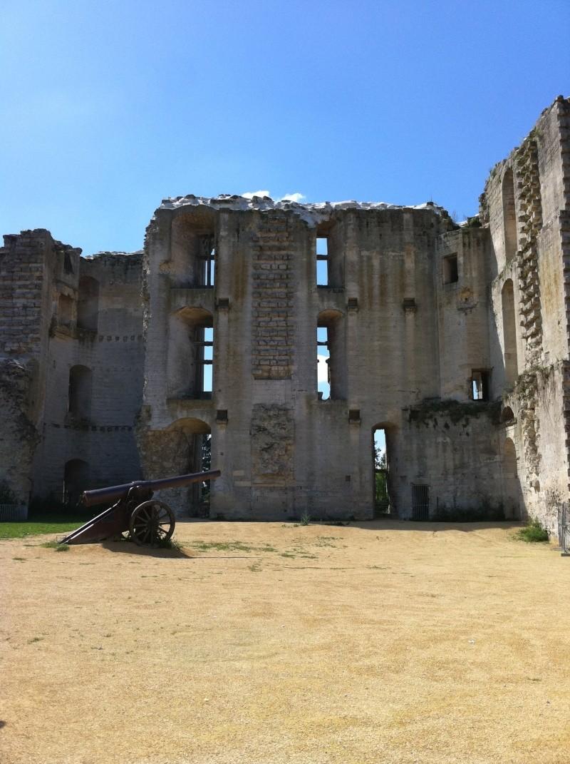 Visite de château,et mini rasso Img_0326